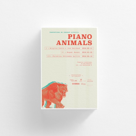 Piano Animals