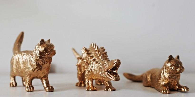 Handmade :: Animals + Dinos